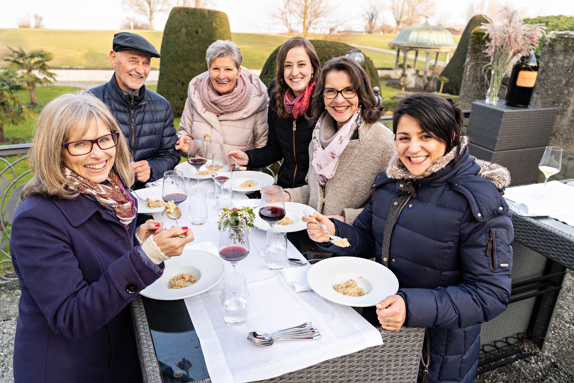 Schwiizer Grill 4 seasons mieten