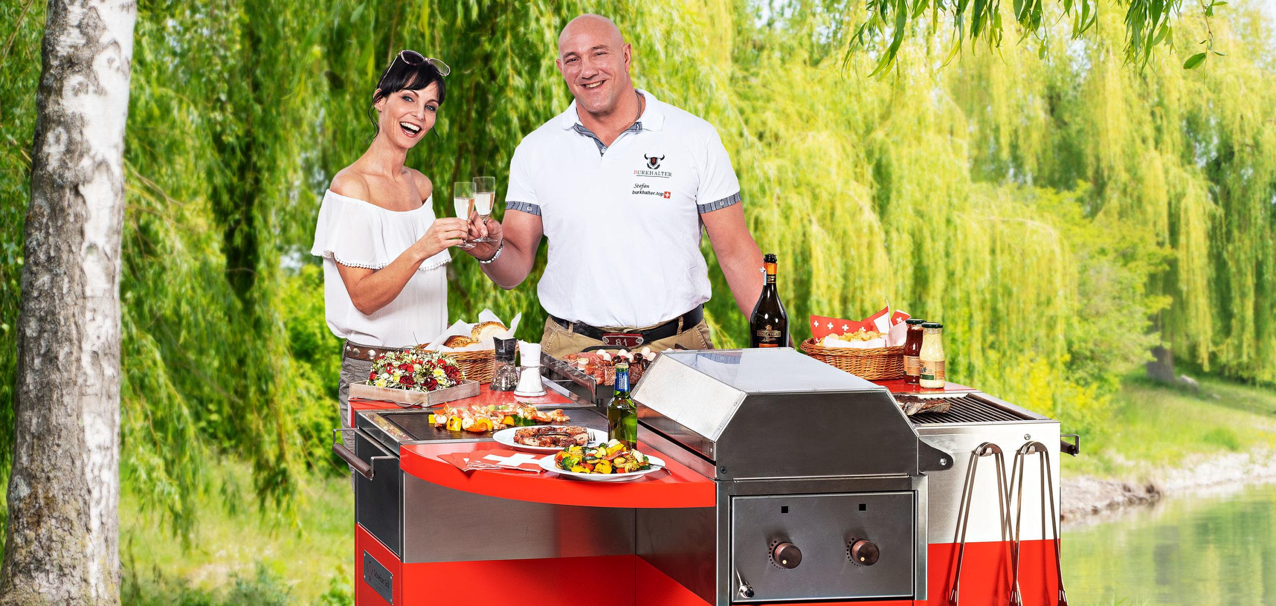 Schwiizer Grill 4 seasons
